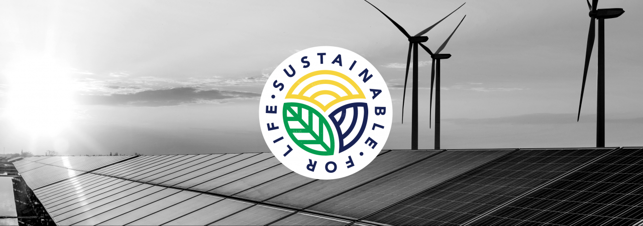 Sustainable for life 1